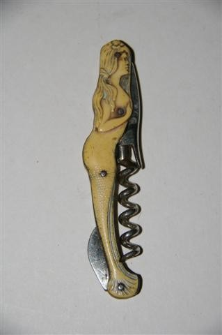 Frank Ellis Collection - Mermaid with Blade