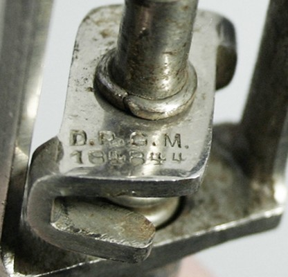 Fig 260 Mechanical Corkscrews. DRGM 184844, Usbeck, 1902 reg