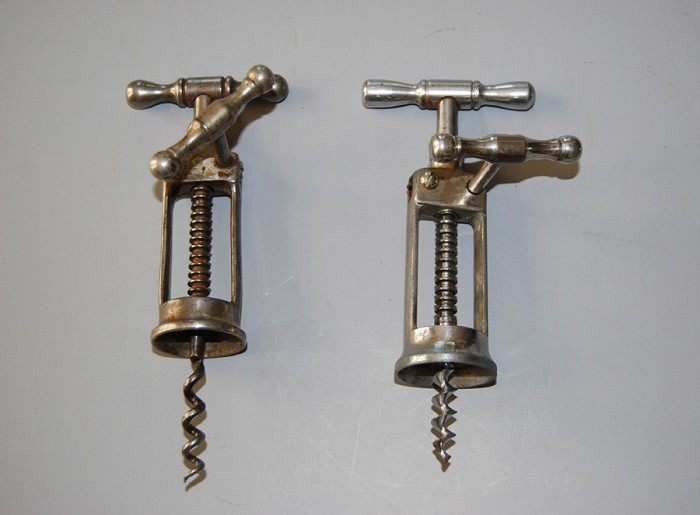 French Rack and Pinion Corkscrews