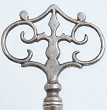 Elegant Corkscrew Reminiscent of 18th Century Designs
