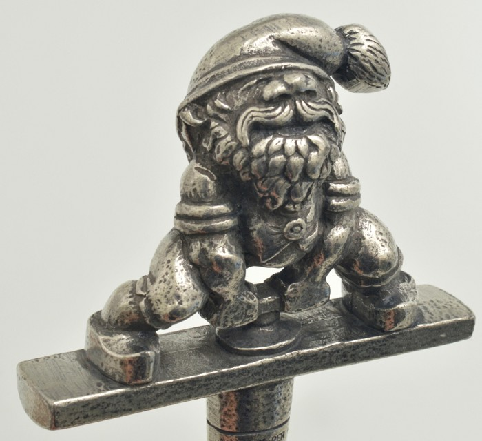 Gnome corkscrew from Norway