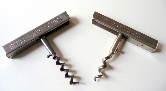 FRENCH ADV JANSEN SLIDING CORKSCREWS