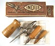 Indus Boxed Champagne Tap with Set of Tools and Leaflet