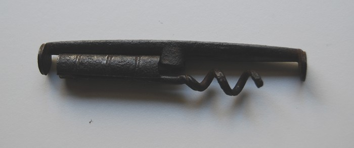 !8 Century Double Hinged Corkscrew
