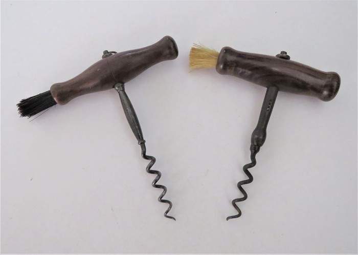 Ellis Collection - 2 Lund T Corkscrews