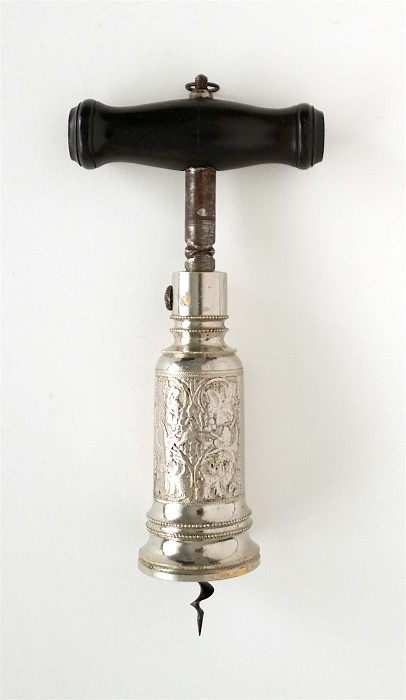 Perpetual German corkscrew 1884 from E.Demmler